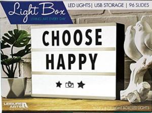 Light Box Insert Tutorial - Ashley McKenzie