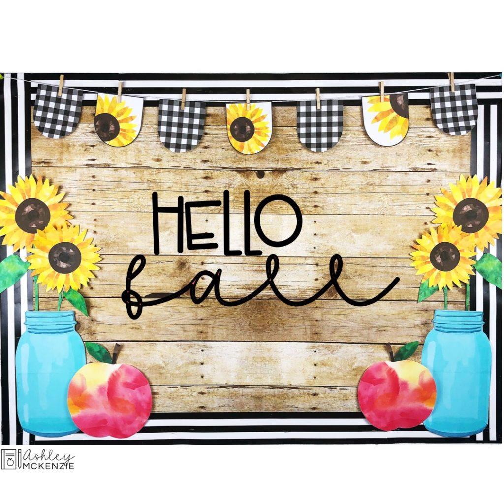 Easy & Fun Bulletin Board Ideas - Ashley McKenzie