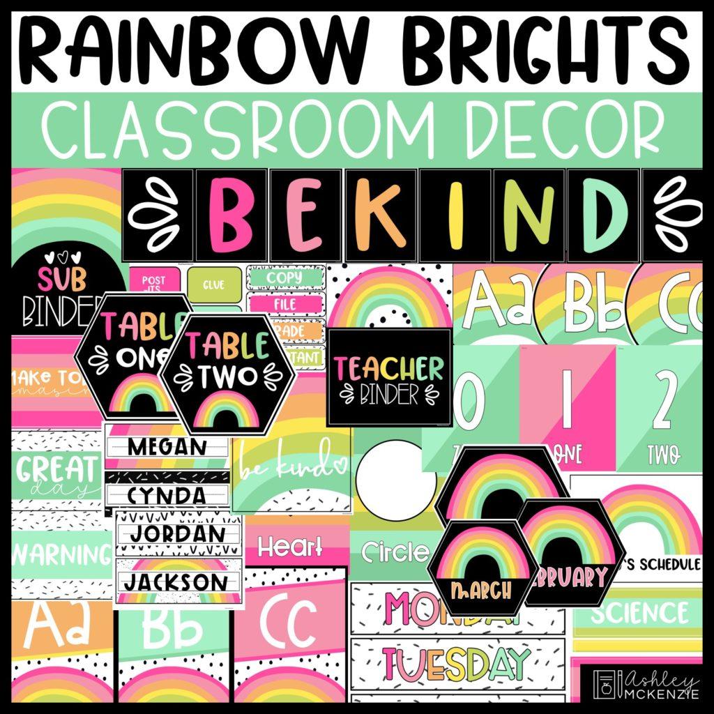 Classroom Decor Themes Ashley Mckenzie