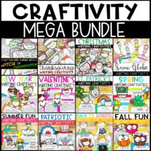 Craftivity Bundle